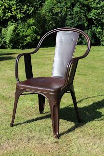 Tolix stole brugt