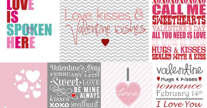 Valentines Printables For The Home Wholehearted Finishing