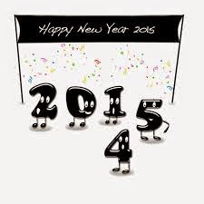 Happy New Year 2015 - Image eCards