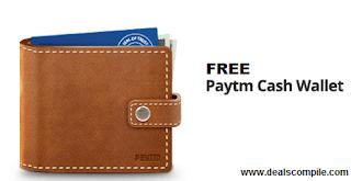 Free Rs. 10 PayTm Wallet Balance