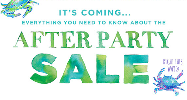 Lilly Pulitzer After the Party Sale