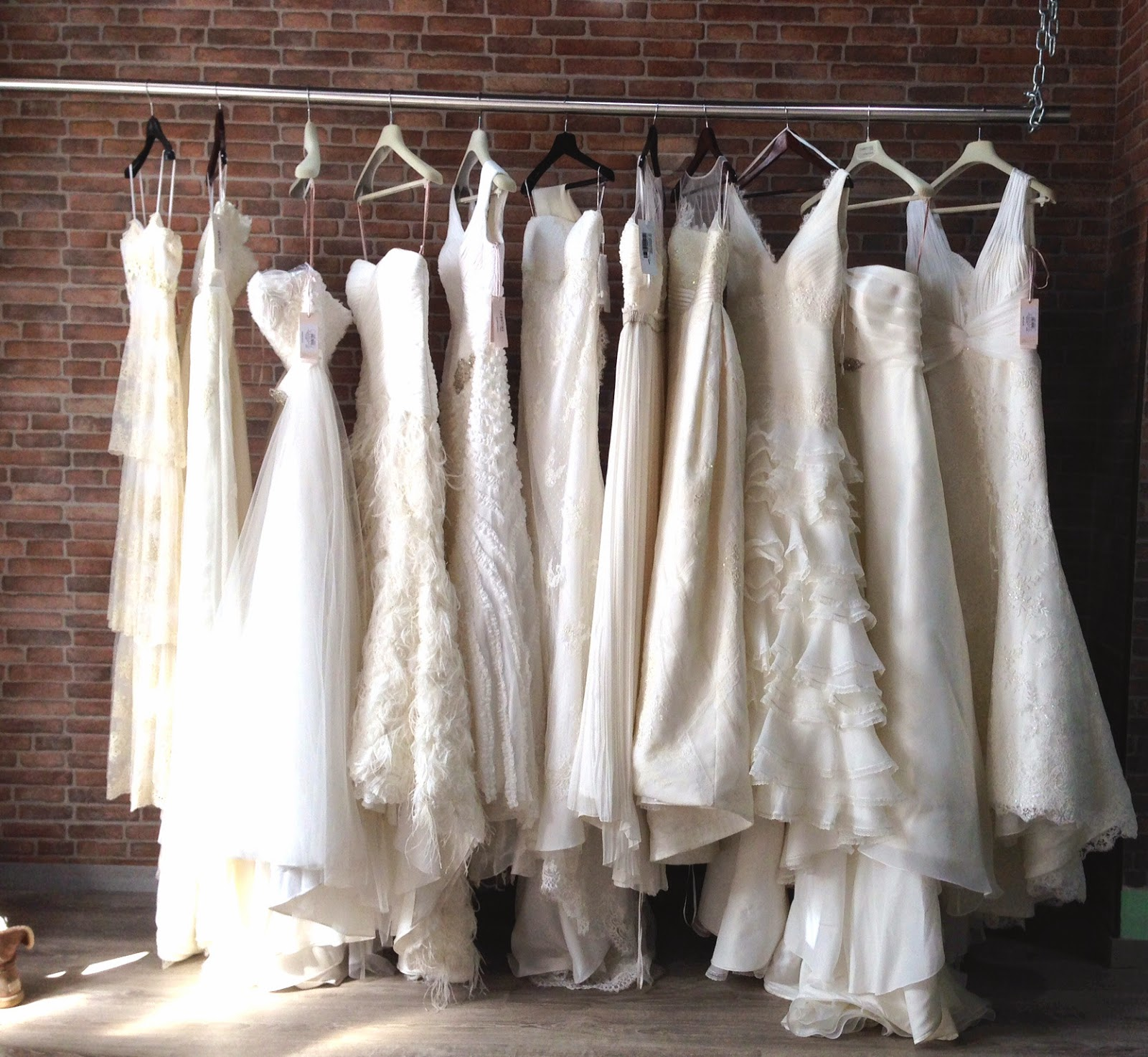 Me pido este vestido:nueva tienda para novias en Madrid - Blog de ...