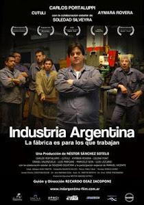"""Industria Argentina"" Estreno 5 de Abril"