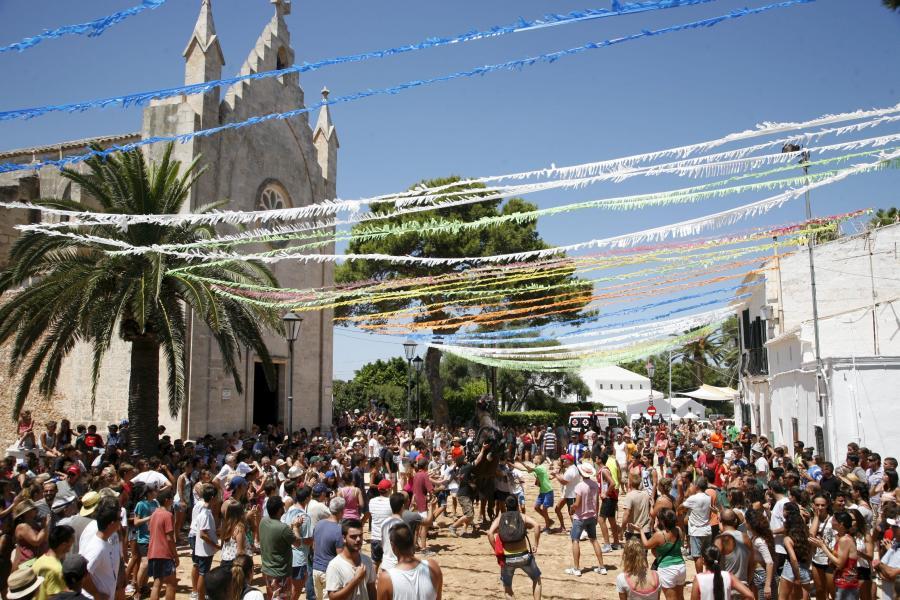 FESTES DE SANT GAIETÀ • LLUCMAÇANES