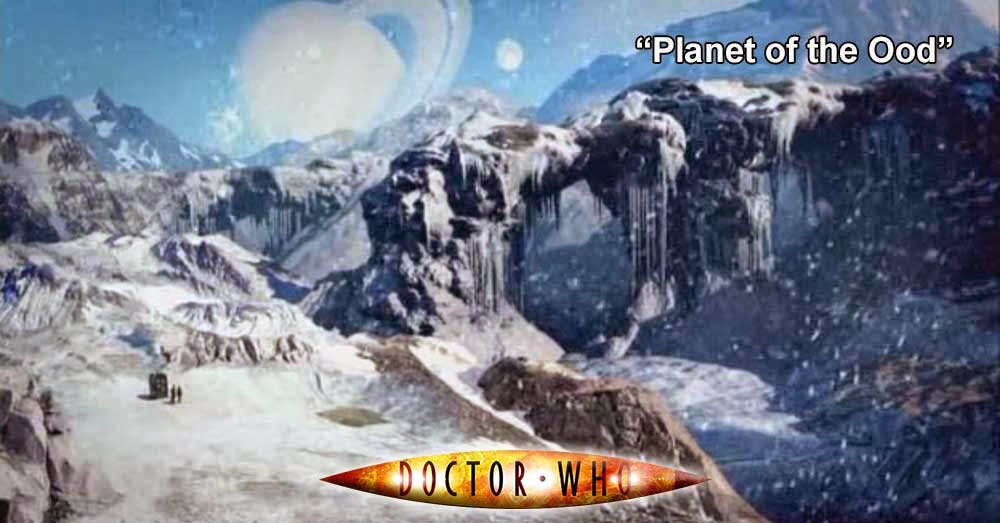Doctor Who 191: Planet of the Ood