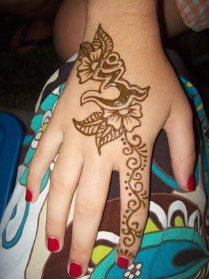 Worst Tattoo Simple Henna