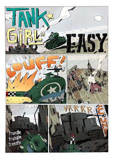 Tank Girl Easy