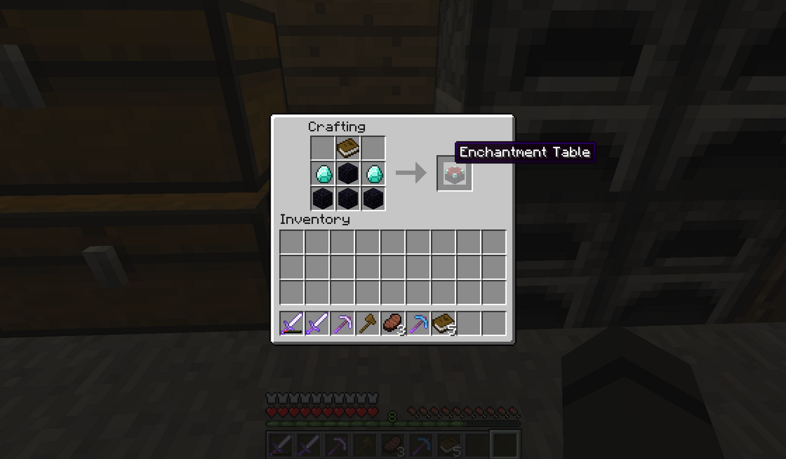Marvelous photograph of Minecraft How To: How to get Enchantment Level 50 with #633398 color and 1600x935 pixels