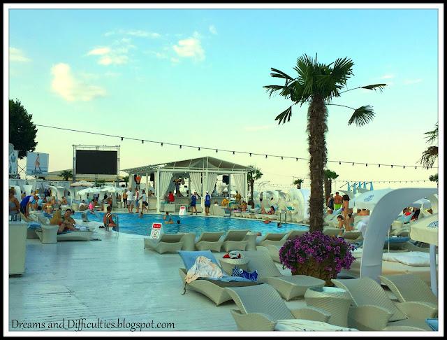 частные пляжи в Одессе