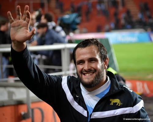 Juan Figallo vuelve a formar parte del plantel de Los Pumas