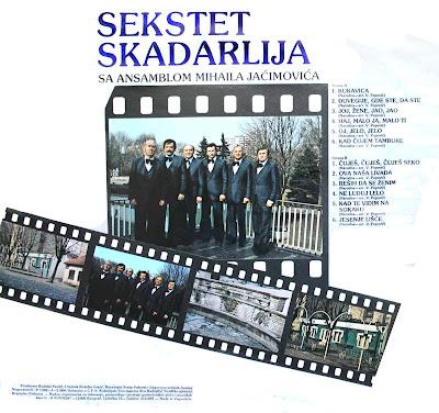 Sekstet Skadarlija - Diskografija Sekstet+Skadarlija+-ZS