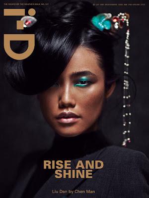 i-D célèbre l'Année du Dragon avec la photographe Chinoise Chen Man