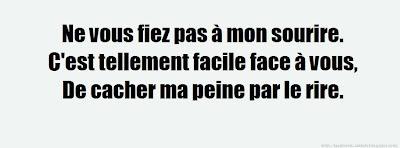 beau statut facebook