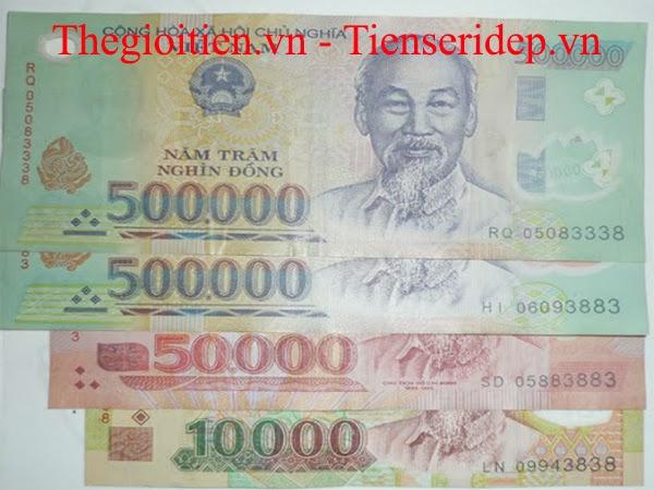 tiền seri ông địa