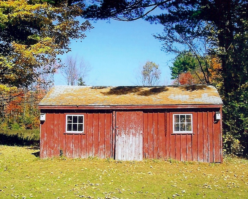 Red Shed - Alton, NH