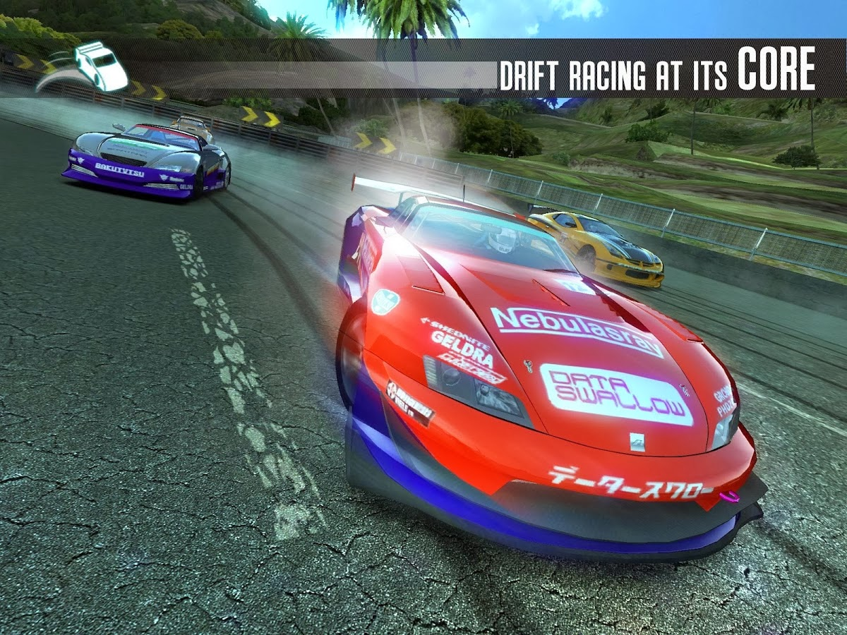 Ridge Racer Slipstream android download