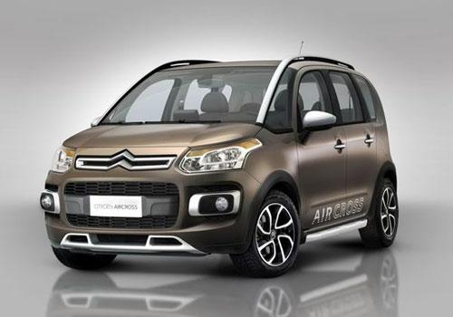 tecno hoy citroen c3 aircross exclusive 2011. Black Bedroom Furniture Sets. Home Design Ideas