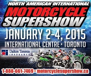 See us at the Bike Show