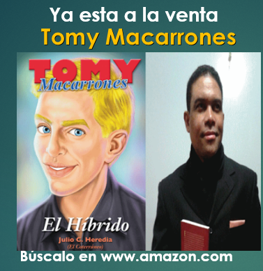 Ya a la Venta Tomy Macarrones