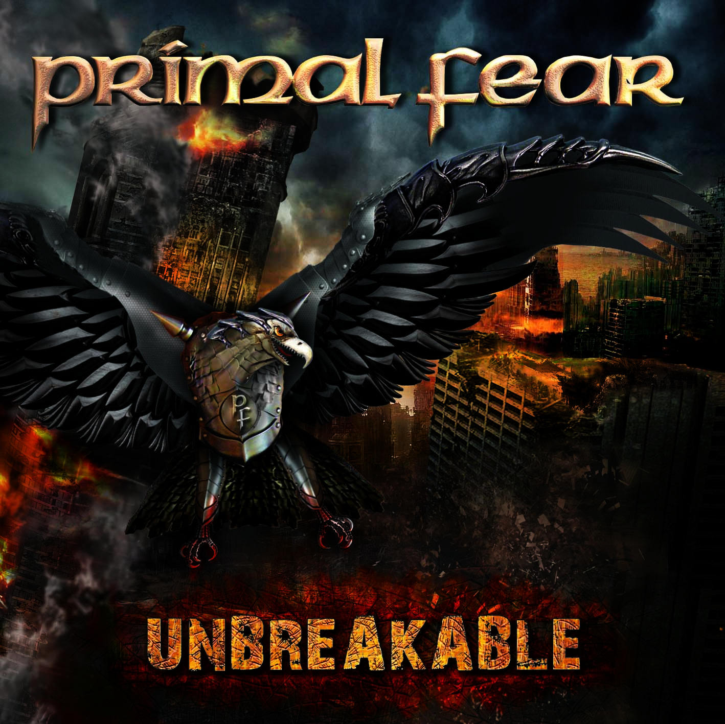 symphony of hate primal fear unbreakable 2012