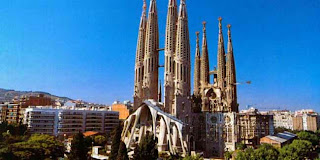 gereja Sagrada Familia