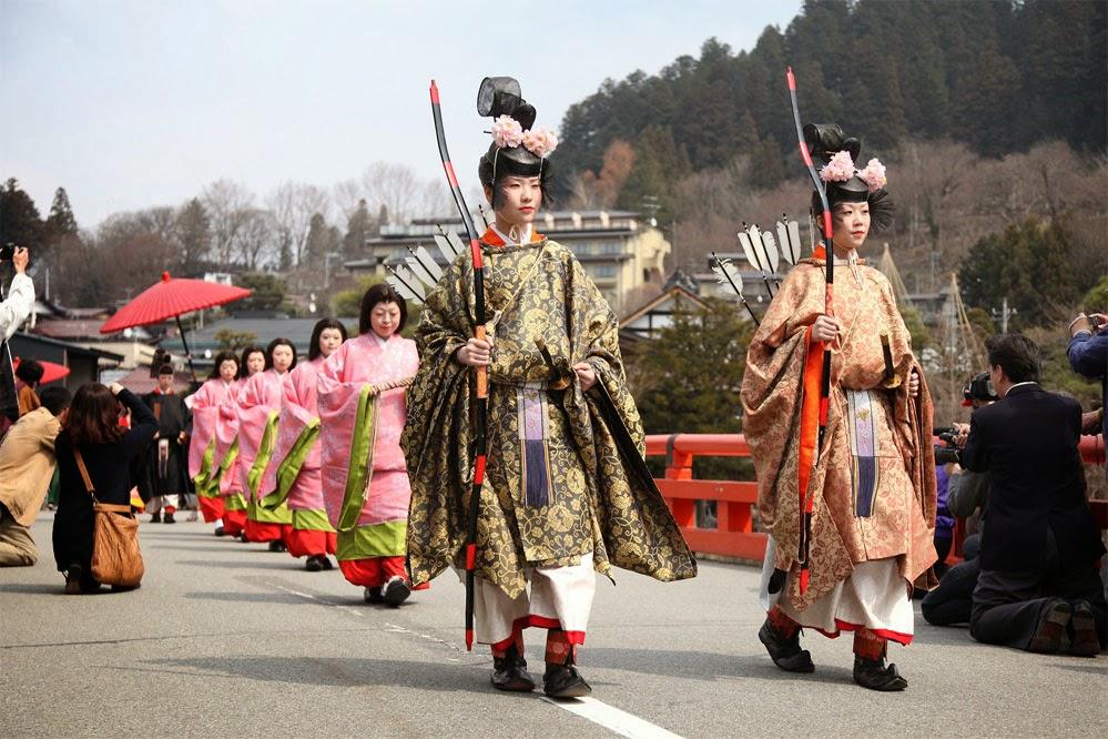 Lễ hội mùa thu Takayama Matsuri