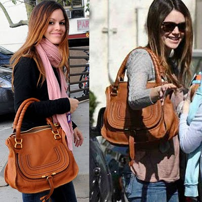 white chloe handbag - Chloe Marcie | Nouvelle Chic
