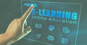 BELAJAR LEWAT  E_LEARNING DI BAWAH INI