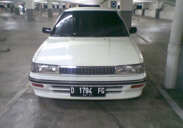 Istimewa 1991 TOYOTA COROLLA Twincam SE Limited | mobil bekas & rental ...