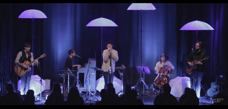 Jars of Clay - Under the Weather 2013 Live concert in tour