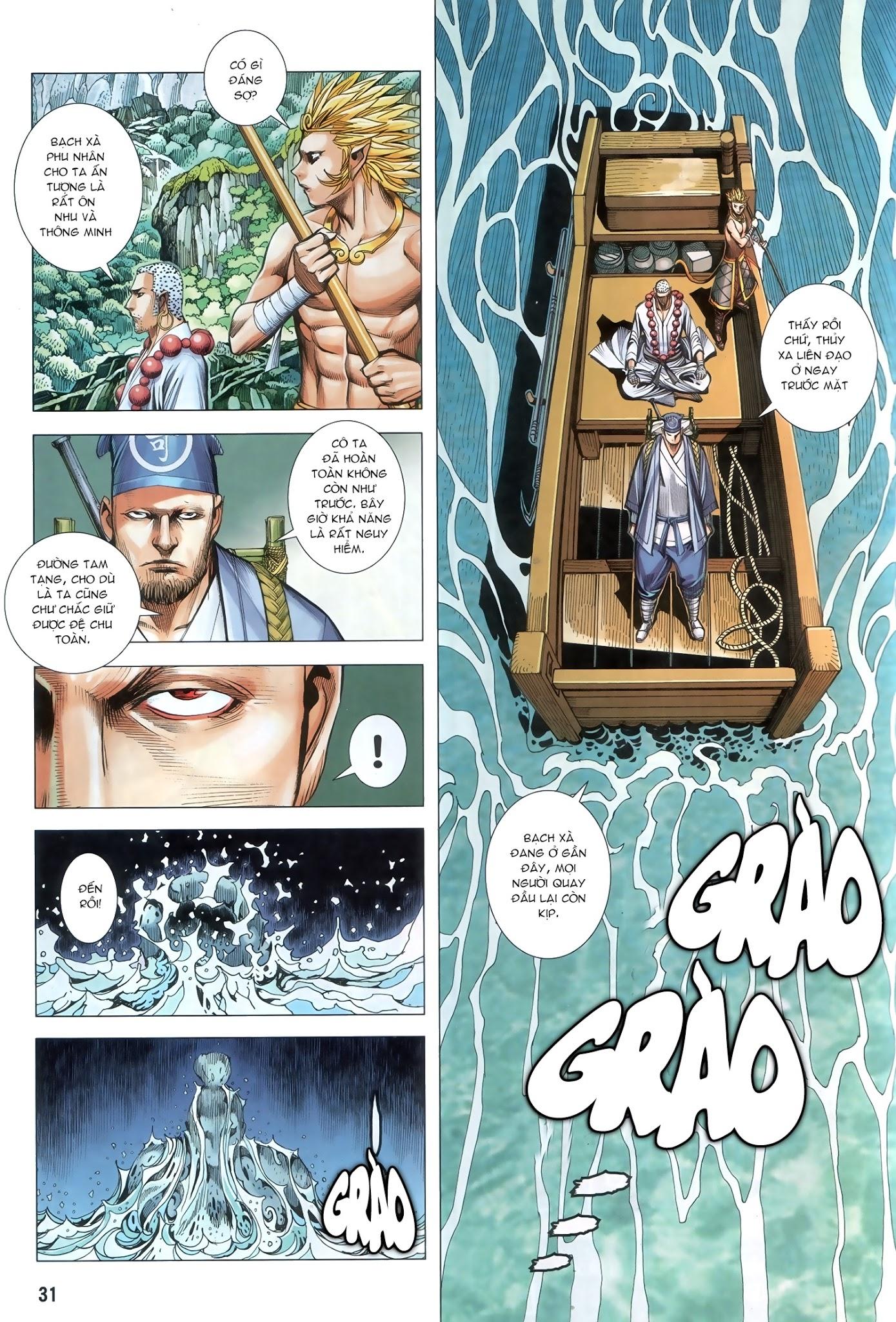 Tây Du Chap 125 - Trang 30