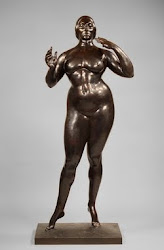 Standing Woman by Gaston Lachaise