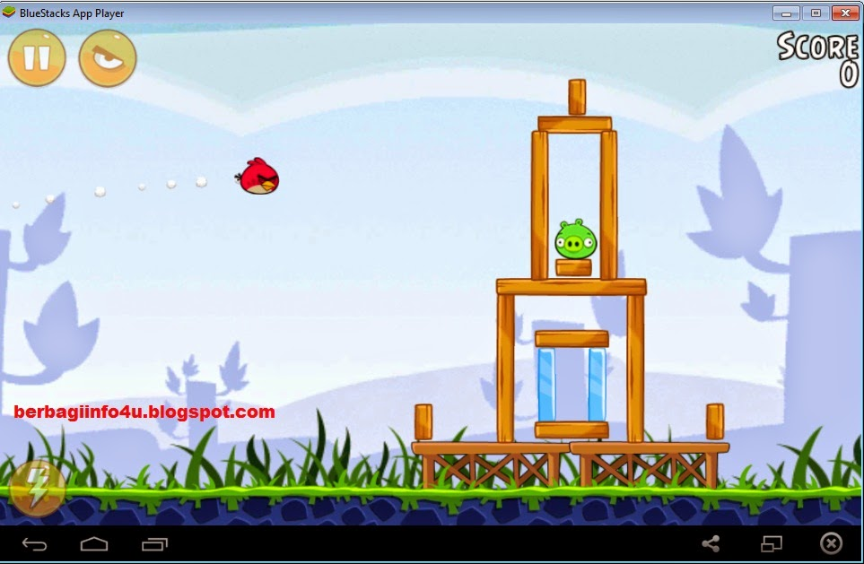Download  Game Gratis Angry Birds For PC
