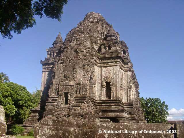 Sejarah Candi Kalasan Yogyakarta - Sisi Utara