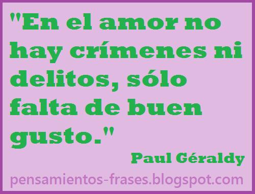 frases de Paul Géraldy