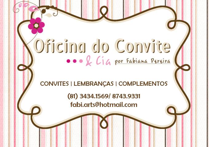 OFICINA DO CONVITE & CIA
