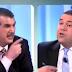 """(فيديو ) تبادل الإتهامات و الشتائم على المباشر بين """"الهاشمي الحامدي"""" و معز الجودي"""