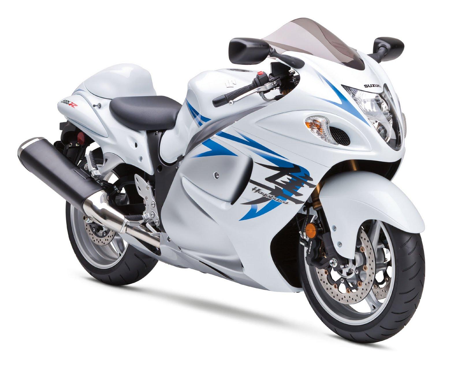 Suzuki Bikes Hayabusa