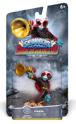 TOYS : JUGUETES - Skylanders SuperChargers  Fiesta | Figura - muñeco Producto Oficial | Videojuego | Activicion 2015 | A partir de 6 años Comprar en Amazon España & buy Amazon USA