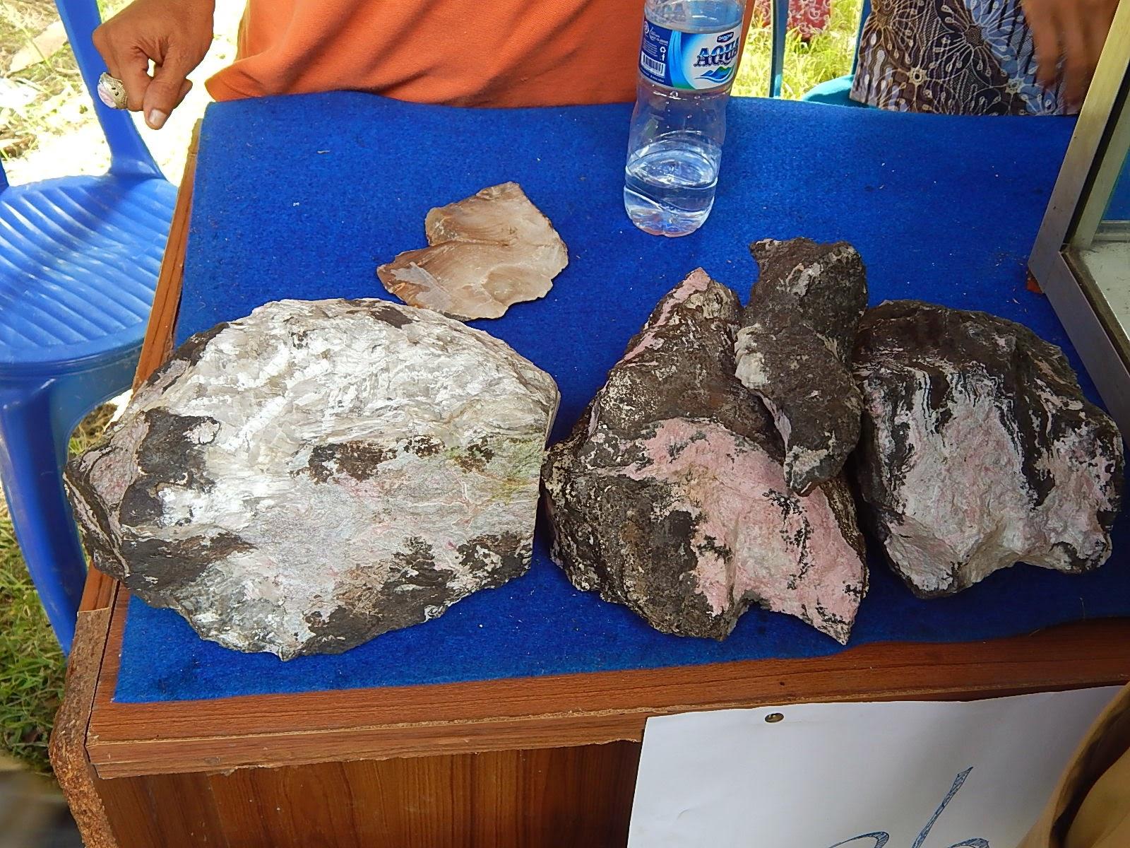 Pameran Batu Akik Sumbawa Besar