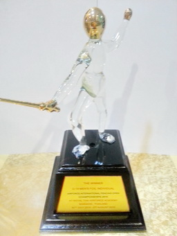 Air Force 2015 Trophy ( Epee U-14 )
