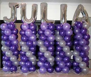balon standing karakter nama