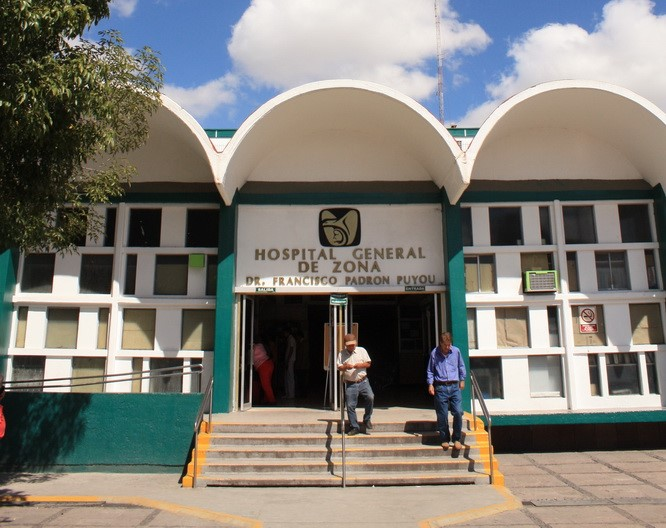 IMSS SLP REALIZA REMODELACIÓN INTEGRAL DEL ÁREA DE CONSULTA DEL HOSPITAL GENERAL DE ZONA NO. 2