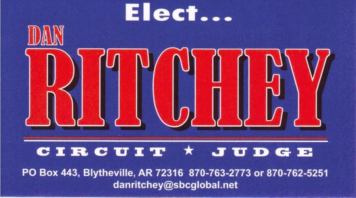 DAN RITCHEY FOR CIRCUIT JUDGE