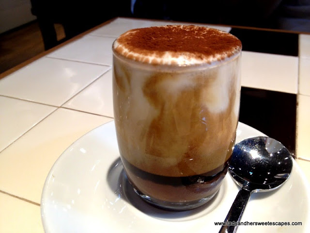 CioccolatItaliani's Marochinno Freddo