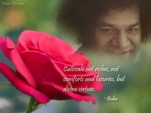 Divine Virtues