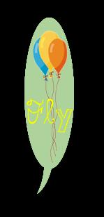 Plaquinha fly - criação Blog PNG-Free