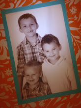 Isaac, Penn, & Luke