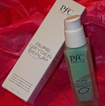 PFC Pure Oxygen Serum.