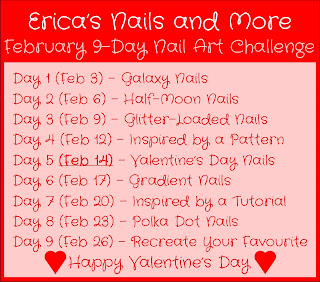 Erica's Nails And More Nail Art Challenge